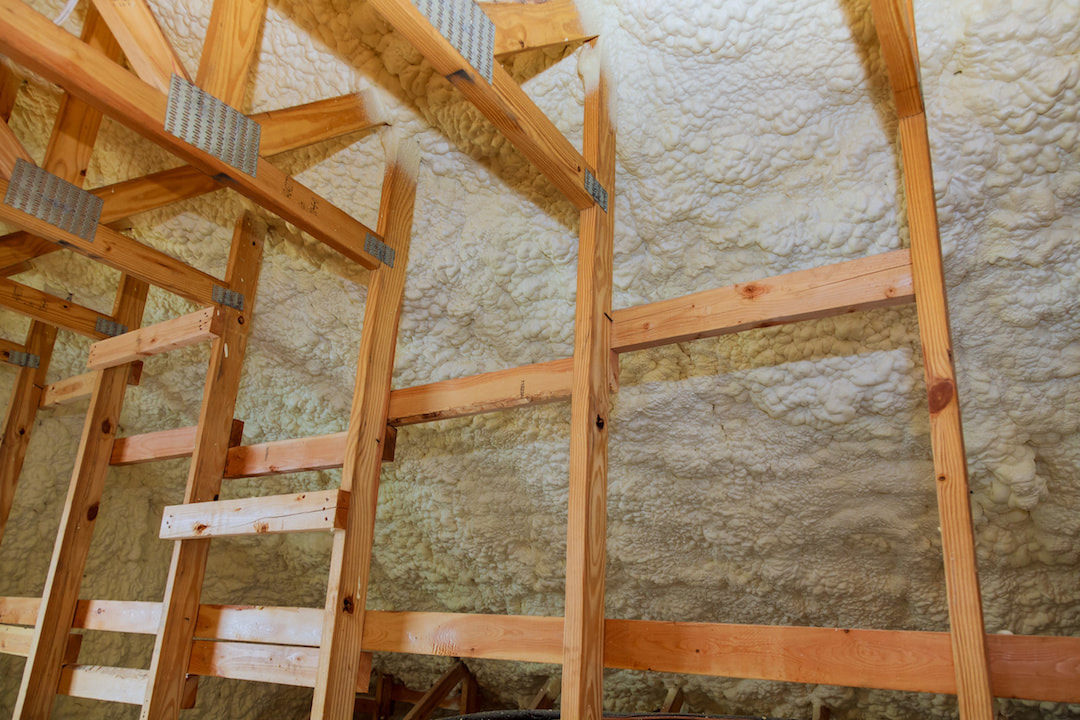 Spray Foam Insulation Install Clearwater