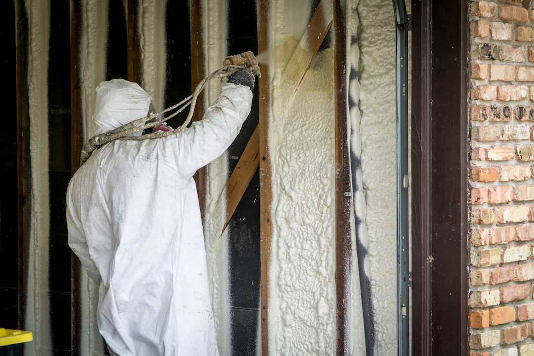 Spray Foam Insulation Contractor Clearwater